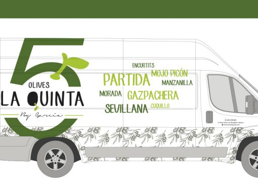 Branding | Olives La Quinta